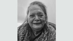 শেরে বাংলার নাতনি জাকিয়া বানুর মৃত্যু