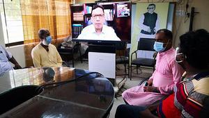 কোরবানির পশুর হাট অনলাইনে করার তাগিদ আইসিটি প্রতিমন্ত্রীর