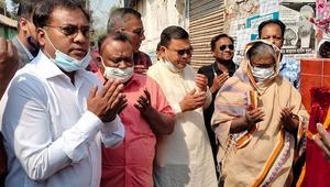 নান্দনিক গাইবান্ধা শহর গড়ে তোলা হবে: হুইপ গিনি