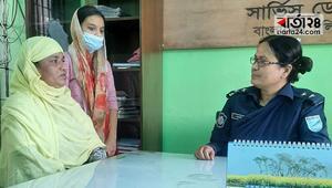 'সাফল্য গাঁথা' রাজবাড়ীর নারী পুলিশ!