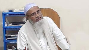 মেখল মাদরাসার মুহতামিম আল্লামা নোমান ফয়জীর ইন্তেকাল