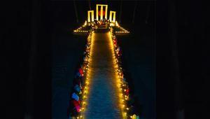 ২৫ মার্চ কালরাত স্মরণে বশেফমুবিপ্রবিতে প্রদীপ প্রজ্জ্বলন