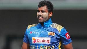 Thisara Perera retires from int'l cricket