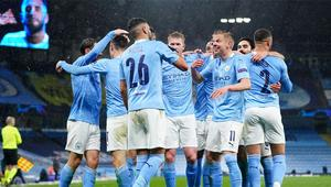 Man City reach Champions League final