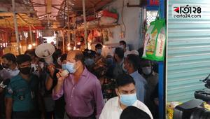 DNCC mayor shuts 3 shops in Gulshan