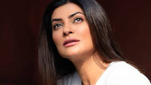 We can't take our eyes off Sushmita Sen's wind-blown beauty look