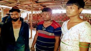 রংপুরে মোটরসাইকের চোর চক্রের ৩ সদস্য গ্রেফতার