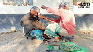 এখনো গ্রামাঞ্চলে ছুটেন নরসুন্দর মুনছুর আলী