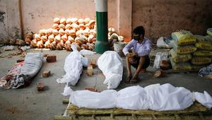 Record 4,205 Covid deaths in India in 24 hours