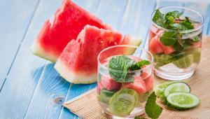 The seven-day summer food calendar