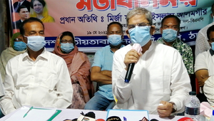 Transfer is not solution over Journo Rozina assault: BNP