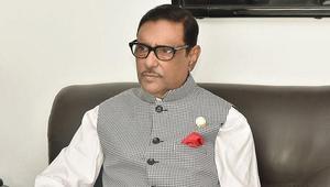 Govt doesn't exempt corrupted partymen: Quader