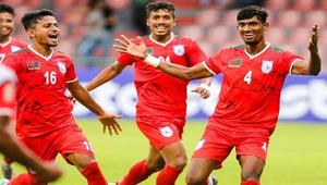 Bangladesh begins SAFF journey with a win