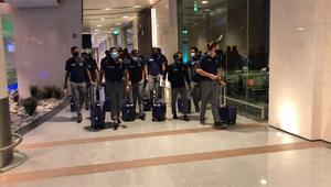 Bangladesh cricket team reach Oman safely
