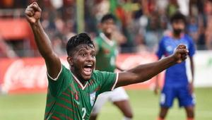 Bangladesh feels relieved after a draw with India
