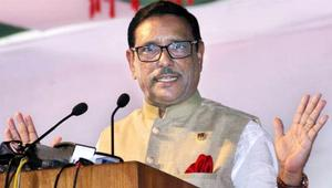 No need to discuss over neutral govt: Quader