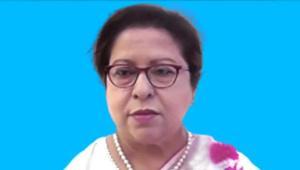 Kabita gets AL nomination in Sirajganj-6 constituency