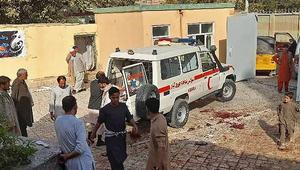 Bomb blast during Juma prayer in Afghanistan killed 50 people