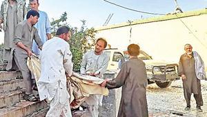 55 killed in Afghan Shia mosque blast