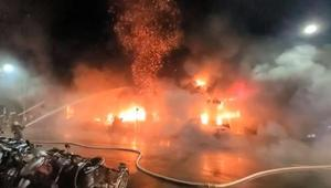 Fire kills 25, injures dozens in southern Taiwan