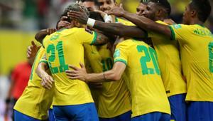 Neymar's Brazil cruise past Uruguay 4-1