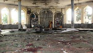 32 killed in explosion at Shiite mosque in Afghanistan