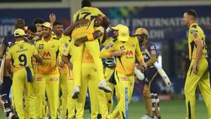 du Plessis, bowlers stifle KKR to seal CSK's fourth IPL title