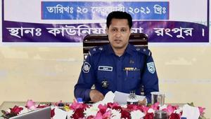 6 SP rank officials transferred