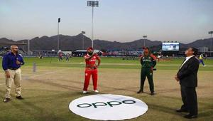 Bangladesh bat first in must win game against Oman