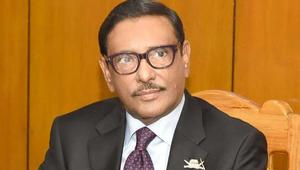Quader slams BNP's Mirza Fakhrul