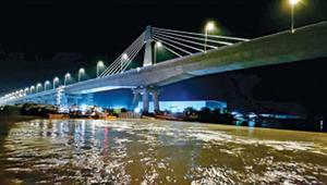 PM Hasina opens Payra bridge to traffic