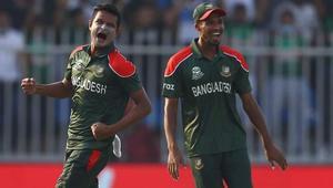 Bangladesh lost to Srilanka in WC T20I
