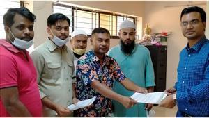 ঠাকুরগাঁও জেলা কমিটির ৫ দফা দাবি প্রদান