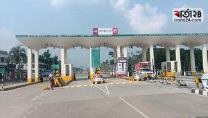 Drivers express resentment over the toll of Payra bridge