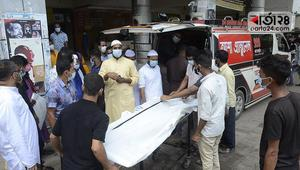 More 43 people die, 1383 get covid & 2887 recovered