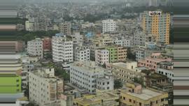 ৮ - ৯ মাত্রার ভূমিকম্পে লন্ড ভন্ড হয়ে যেতে পারে রাজধানী ঢাকা সহ চট্টগ্রাম ও সিলেট। ছবি : সুমন শেখ