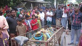 গৌরীপুরে মোটরসাইকেলের ধাক্কায় বৃদ্ধার মৃত্যু