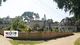 শতবর্ষী রংপুর জেলা পরিষদ ভবন