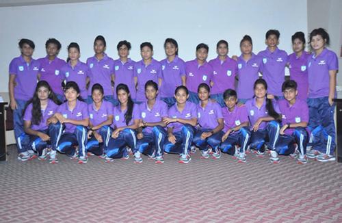 আরেকটি সাফল্যের খোঁজে নারী ফুটবল দল