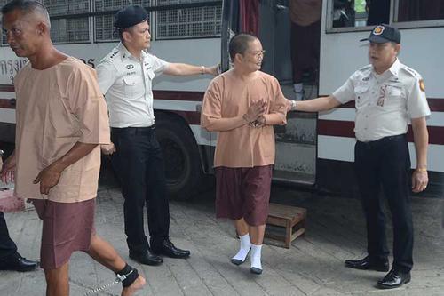 থাইল্যান্ডে বৌদ্ধ ভিক্ষুর ১১৪ বছরের জেল