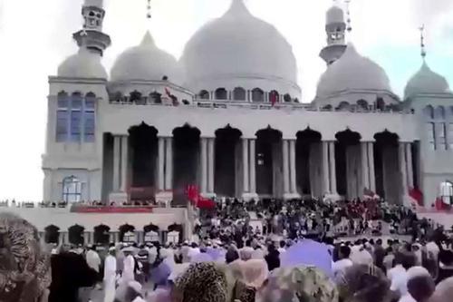 মসজিদ ভাঙা স্থগিত হলেও চীনে মুসলিম নিপীড়নে জাতিসংঘের উদ্বেগ