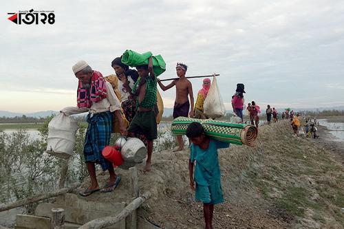 রোহিঙ্গাদের উপর ইচ্ছাকৃত গণহত্যা চালিয়েছে মিয়ানমার সেনা: জাতিসংঘ