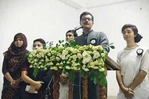 কামাল হোসেনরা বিশ্বাসঘাতক: খালিদ মাহমুদ চৌধুরী