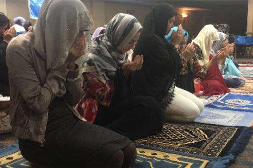 মসজিদের জামাতে নারীদের অংশগ্রহণ প্রসঙ্গে ইসলাম