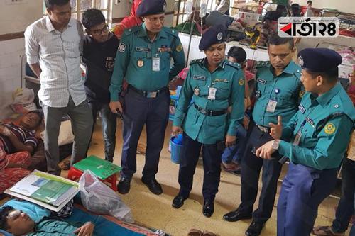 চট্টগ্রামে আহত ২ পুলিশকে ৫০ হাজার টাকা পুরস্কার