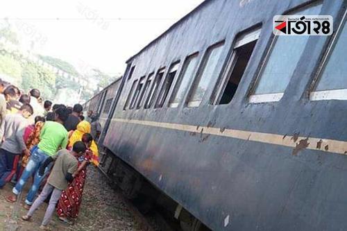 লালমনিরহাট-সান্তাহার রুটে ট্রেন চলাচল বন্ধ