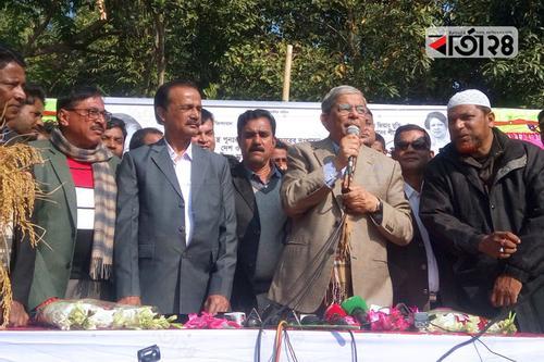 সরকার চাকরির বদলে দিয়েছে ঘরে ঘরে মামলা: ফখরুল