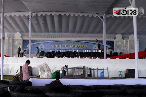 প্রধানমন্ত্রীর সম্মানে শুকরানা মাহফিল: জনসমাগমের রেকর্ড গড়বেন..
