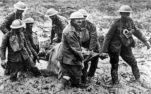প্রথম বিশ্বযুদ্ধ যেখানে শেষ দ্বিতীয় বিশ্বযুদ্ধসেখানেশুরু