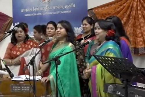 জার্মানিতে বাংলাদেশ শিল্পী সাংস্কৃতিক সংগঠনের অভিষেক